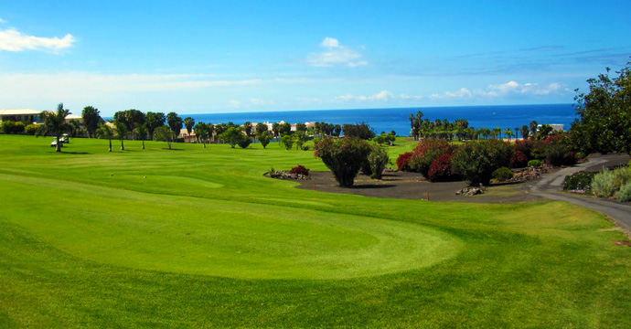 Spain Golf Costa Adeje Championship Golf Course Golf Course Teetimes
