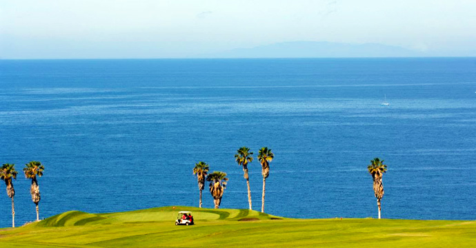 Spain Golf Costa Adeje Week Experience Two Teetimes