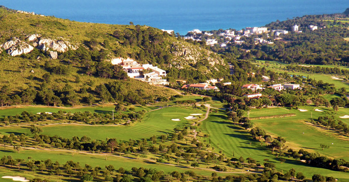 Spain Golf Canyamel Golf Course Teetimes