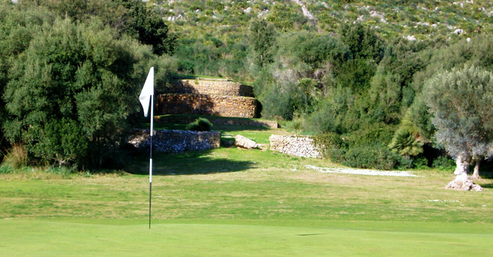 Spain Golf Capdepera Golf Course Three Teetimes