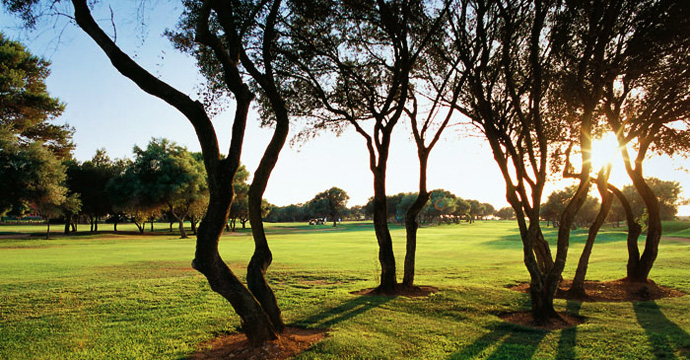 Spain Golf Son Antem East & West Teetimes