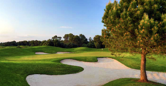 Spain Golf Son Antem East & West Three Teetimes