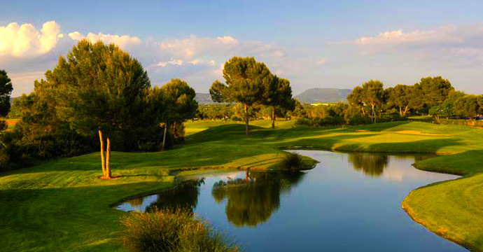 Spain Golf Son Antem East & West Four Teetimes
