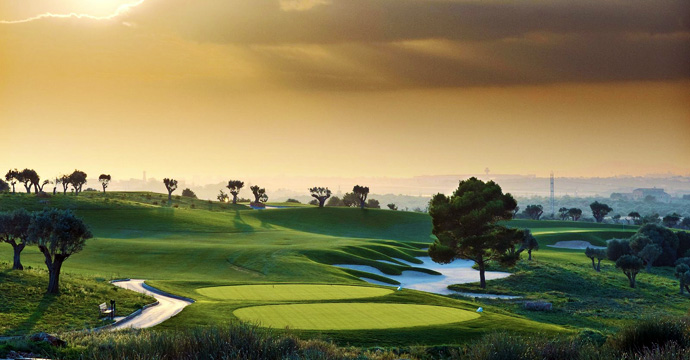 Spain Golf Son Gual Golf Course Two Teetimes