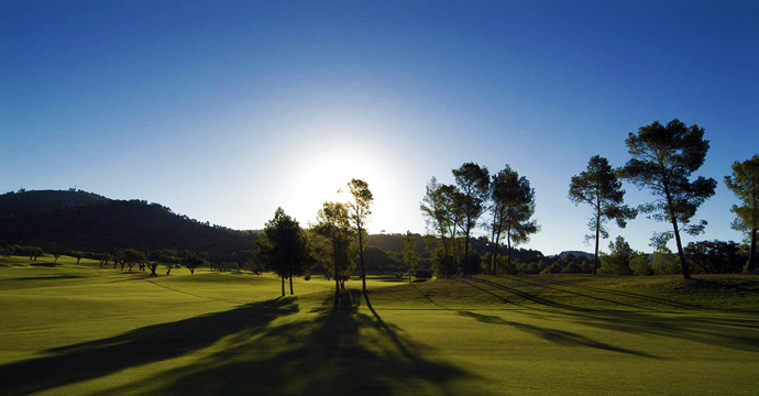 Spain Golf Son Gual Golf Course Three Teetimes