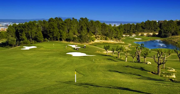 Spain Golf Son Quint Golf Course Teetimes