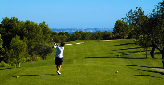 Spain Golf Son Quint Golf Course Three Teetimes