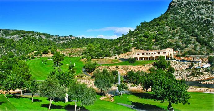 Spain Golf Son Termens Golf Course Teetimes