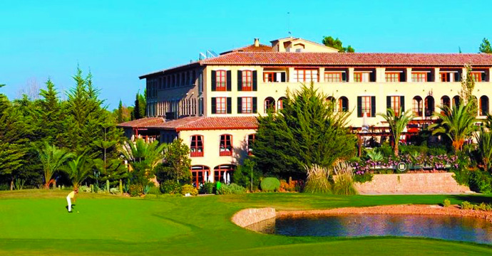 Spain Golf Son Vida Golf Course Teetimes