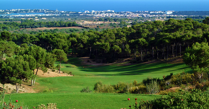 Spain Golf Vall D'Or Golf Course Teetimes