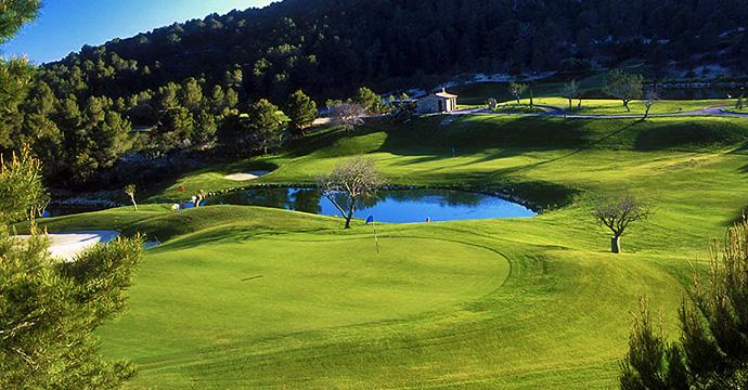 Spain Golf Andratx Golf Course Teetimes