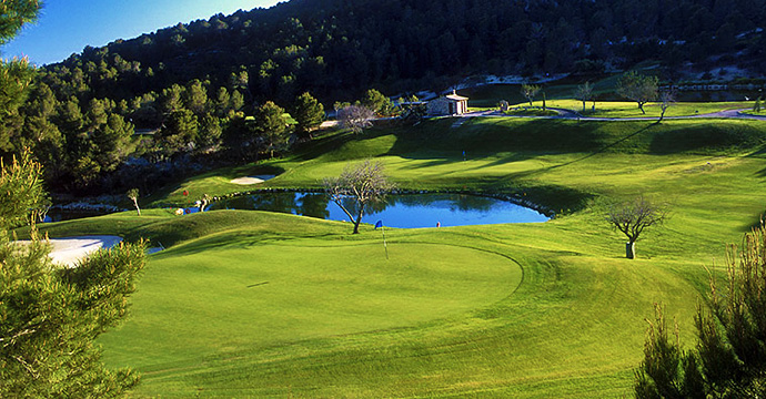 Spain Golf Andratx Trio Experience Teetimes