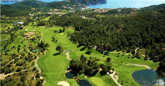 Spain Golf Andratx Trio Experience Three Teetimes