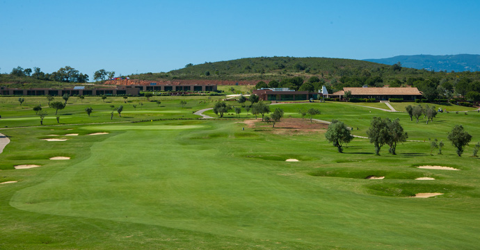 Portugal Golf Alamos & Morgado Golf Package  Two Teetimes