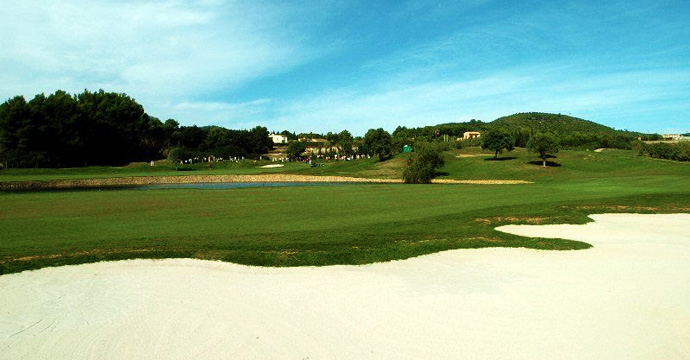 Spain Golf Pula Golf Course Two Teetimes