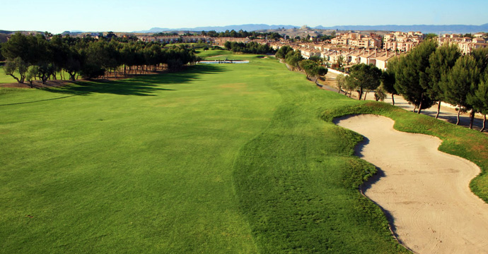 Spain Golf Altorreal Teetimes
