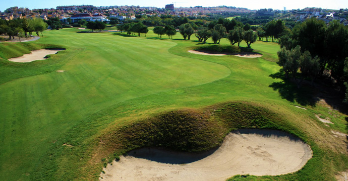 Spain Golf Altorreal Golf Course Two Teetimes