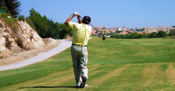 Spain Golf Altorreal Golf Course Three Teetimes