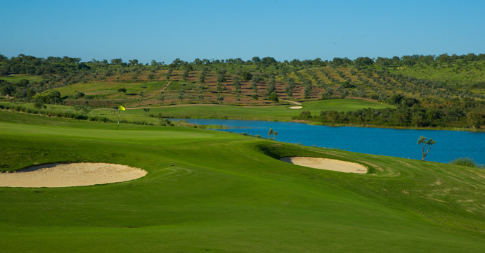 Portugal Golf Alamos & Morgado 3 Golf Rounds Teetimes