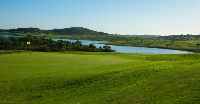 Portugal Golf Alamos & Morgado 3 Golf Rounds Two Teetimes