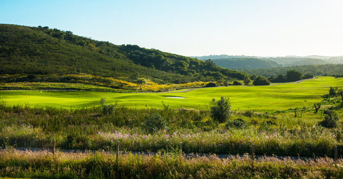 Portugal Golf Alamos & Morgado 3 Golf Rounds Four Teetimes