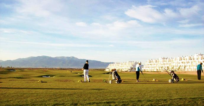 Spain Golf Alhama Teetimes