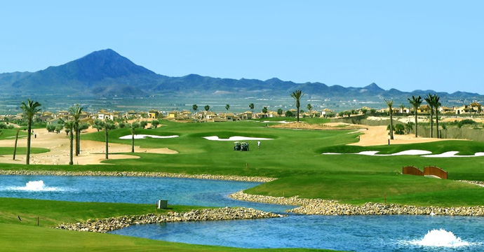 Spain Golf Courses Hacienda del Alamo Golf Resort Teetimes