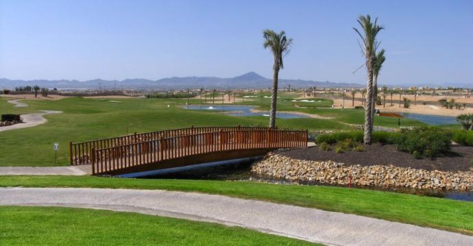 Spain Golf Hacienda del Alamo Resort Golf Course Two Teetimes