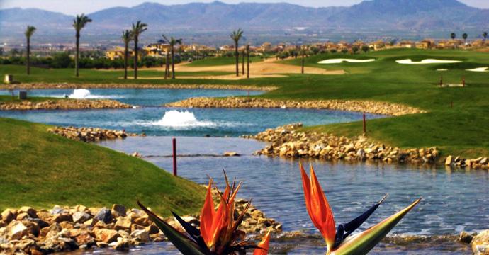 Spain Golf Courses | Hacienda del Alamo  Resort - Photo 4 Teetimes