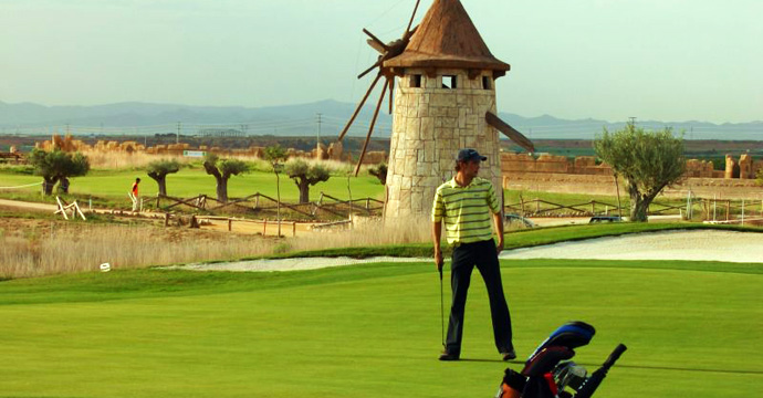 Spain Golf Courses   Mosa Trajectum Stone   - Photo 3 Teetimes