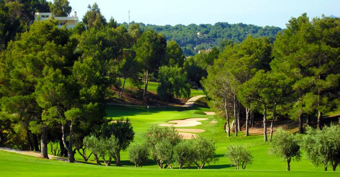 Spain Golf Courses   Don Cayo   - Photo 2 Teetimes
