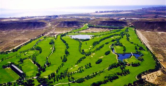 Spain Golf Courses El Plantio Teetimes