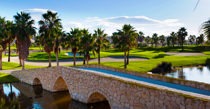 Spain Golf La Finca Golf Course Teetimes
