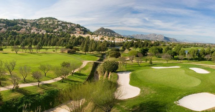 Spain Golf La Sella Golf Course Teetimes
