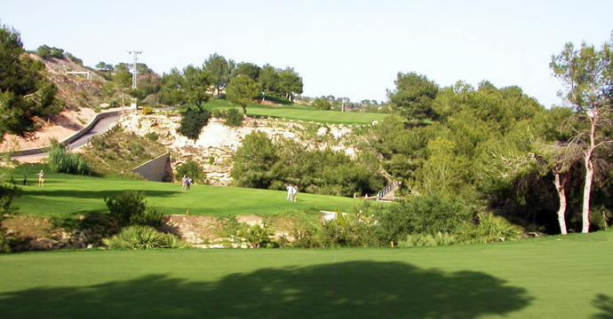 Spain Golf Las Ramblas Golf Course Two Teetimes