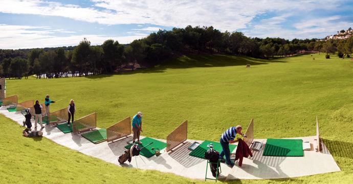 Spain Golf Las Ramblas Golf Course Three Teetimes