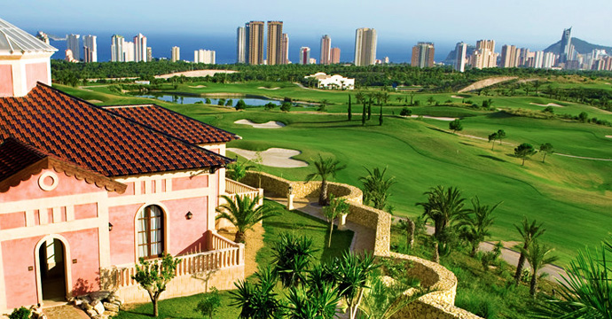 Spain Golf Villaitana Levante Golf Course Teetimes