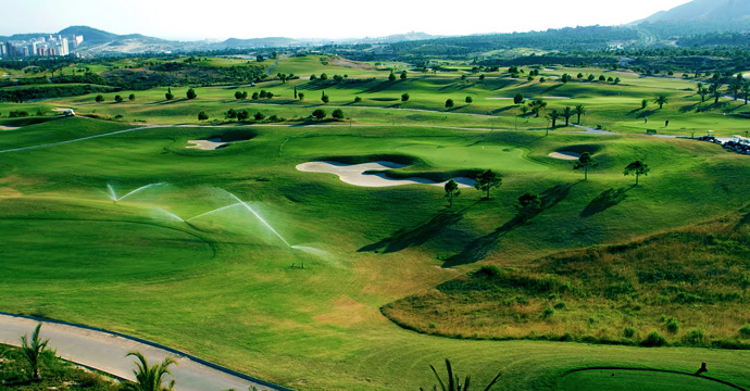 Spain Golf Villaitana Poniente Golf Course Teetimes