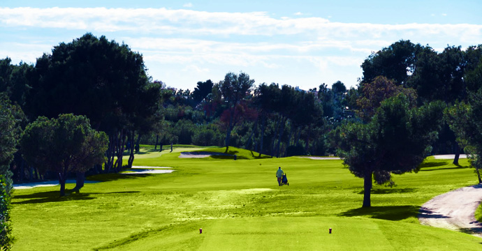 Spain Golf Villamartin Golf Course Teetimes