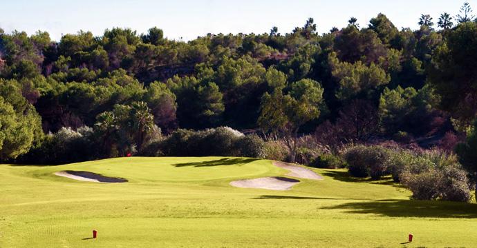 Spain Golf Villamartin Golf Course Three Teetimes