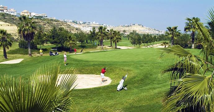 Spain Golf La Marquesa Golf Course Three Teetimes