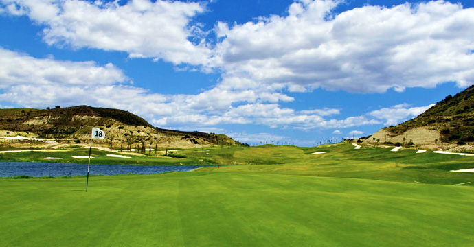 Spain Golf Font del Llop Golf Course Teetimes