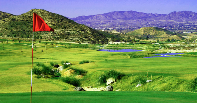 Spain Golf Font del Llop Golf Course Two Teetimes