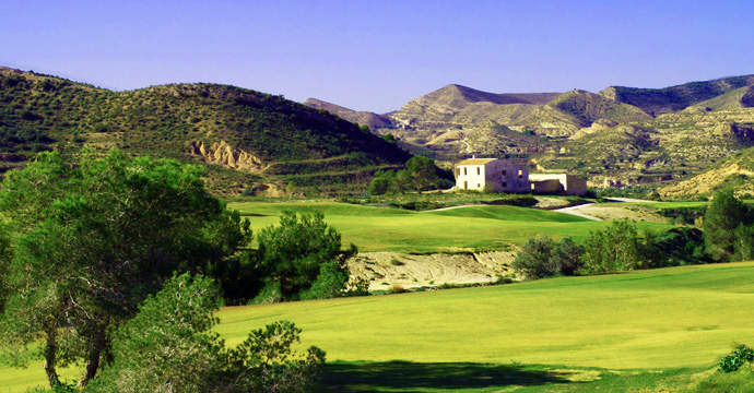 Spain Golf Font del Llop Golf Course Three Teetimes