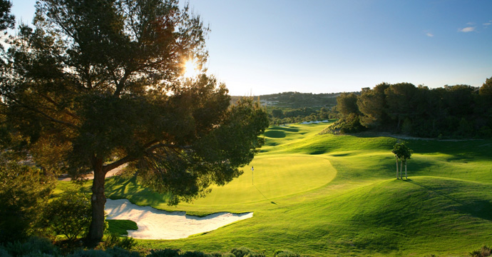 Spain Golf Courses Las Colinas Golf & Country Club Teetimes
