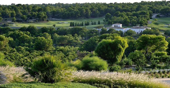 Spain Golf Las Colinas & Country Club Golf Course Three Teetimes