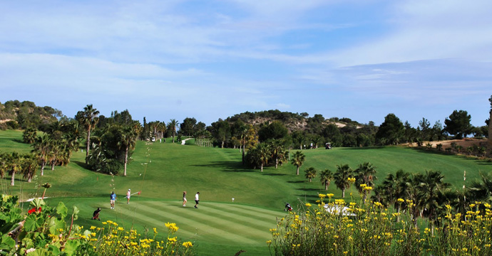 Spain Golf Courses Campoamor Teetimes