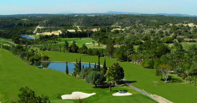 Spain Golf Campoamor Golf Course Two Teetimes