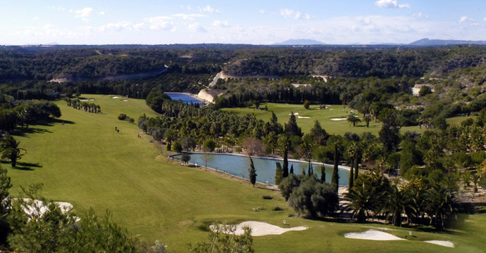 Spain Golf Campoamor Golf Course Three Teetimes