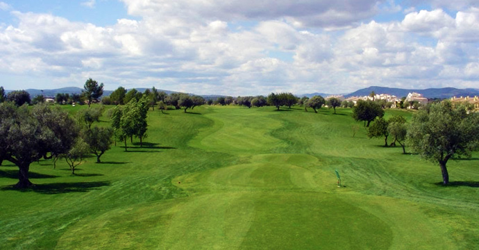 Spain Golf Courses Panoramica Golf & Country Club Teetimes